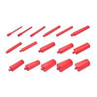 Set de brocas de diamante para perforación en seco / húmedo