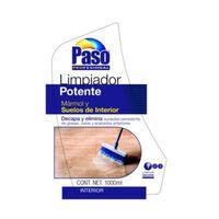 Limpiador Interior Marmol - PASO - 700202 - 1 L