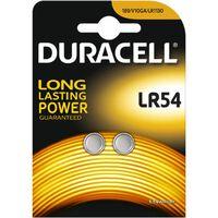 Duracell Alkaline LR54 1.5V - 2 piezas