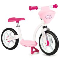 Smoby Bicicleta sin pedales Corolle rosa
