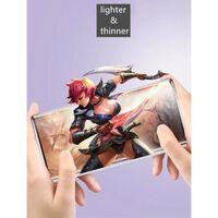 Funda para móvil con cristal templado de doble cara Samsung S20 Plus -